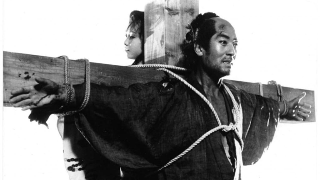 Семь фильмов об истории христианства в Японии