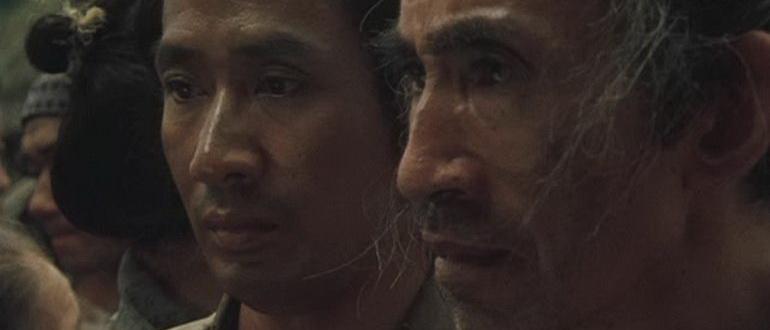 «Молчание» 1971, реж. Масахиро Синода