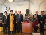 Выпускнику Минской духовной семинарии установили памятник на японском острове Хоккайдо