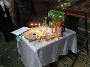 Таинство Соборования в Минске