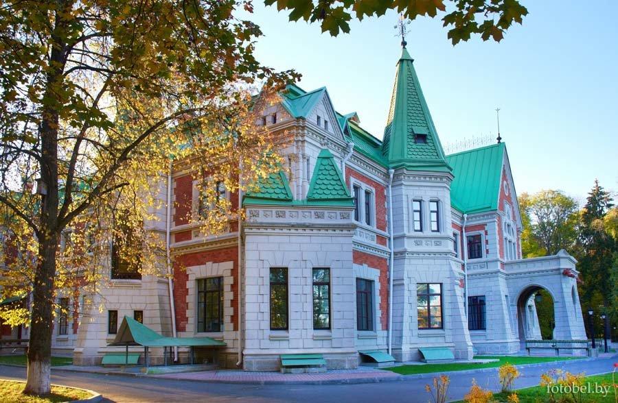 Усадебно-парковый комплекс Гатовских-Козелл-Поклевских (памятник архитектуры 19-20в века)