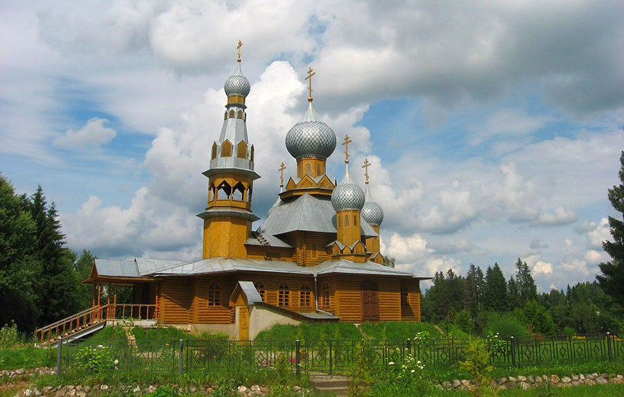 Приглашаем в паломническую поездку на родину свят. Николая Японского