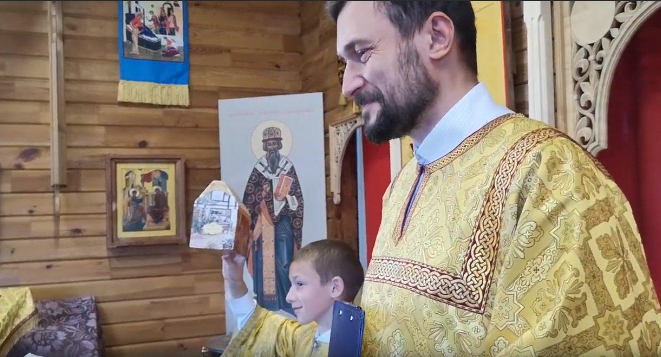 О поддержании порядка не только в доме, но и в душе. Слово юным христианам с Алексеем Мосесовым