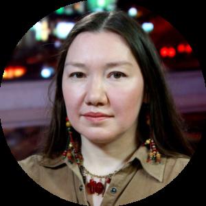 Ксения Сергазина
