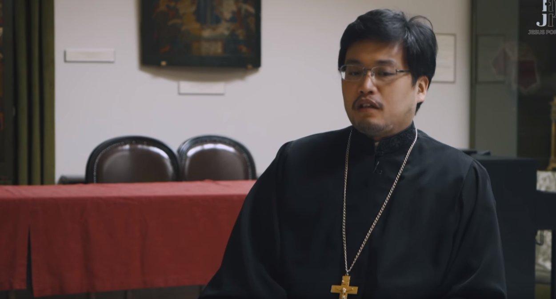 Как потомок самураев стал православным священником? Иеромонах Николай (Оно)