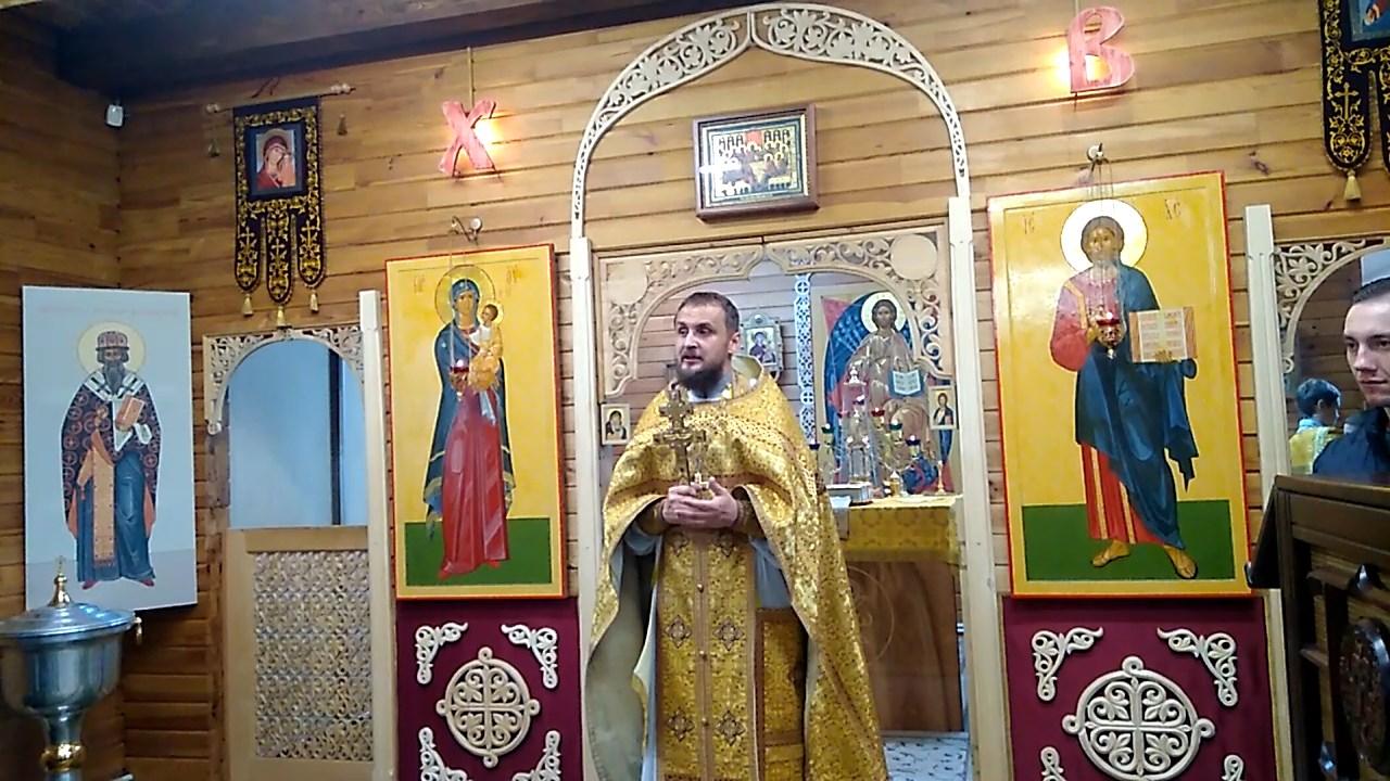 Бизнес в церкви или кому нужны ценники в храме? Проповедь отца Павла Сердюка
