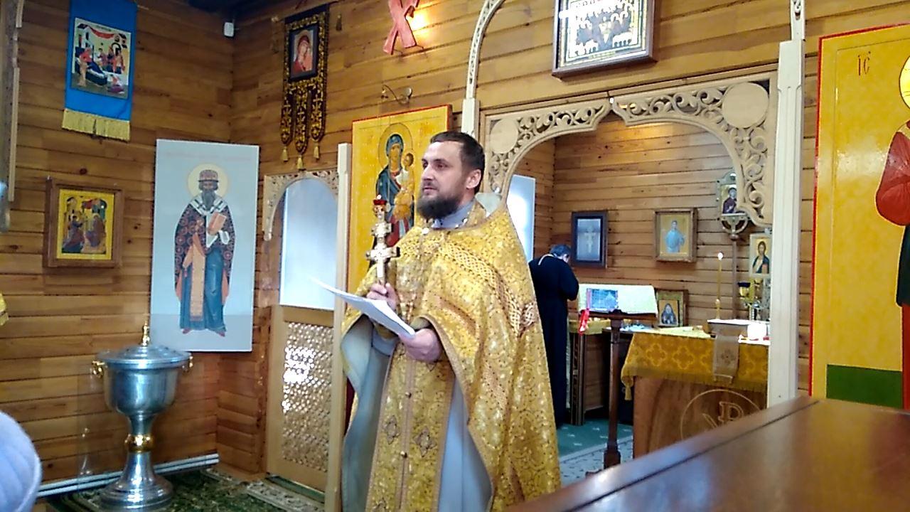 Об искусстве праведности и о важности церковного воспитания детей. Проповедь отца Павла Сердюка