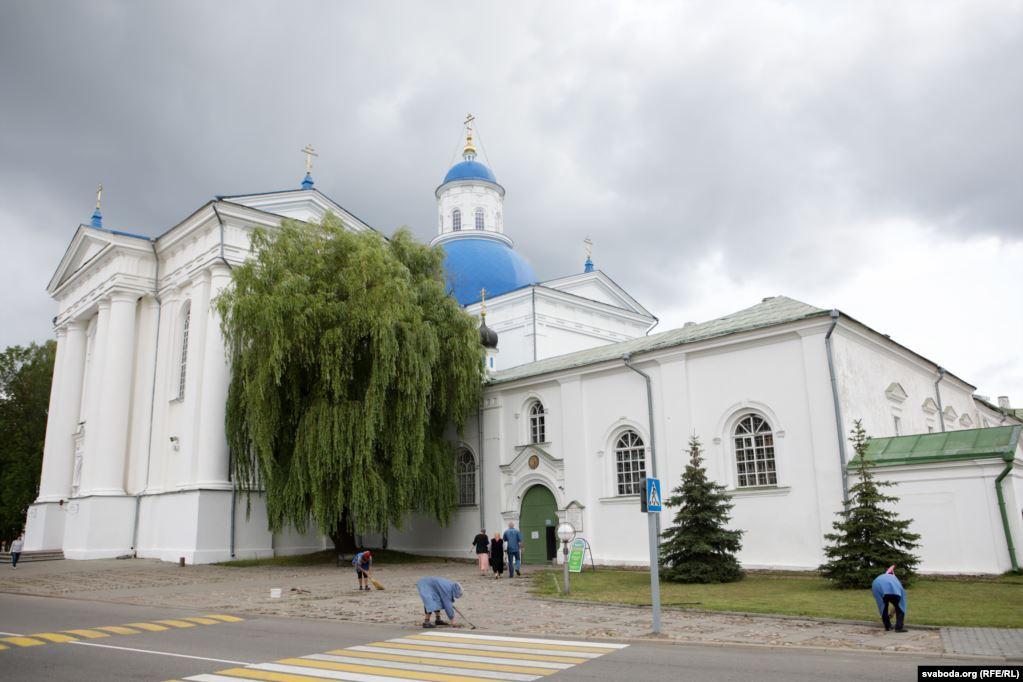 Сьвята-Ўсьпенскі мужчынскі манастыр у Жыровічах