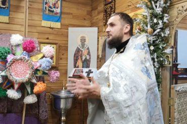 Отклик на смирение Божье возвышает человека. Проповедь протоиерея Павла Сердюка