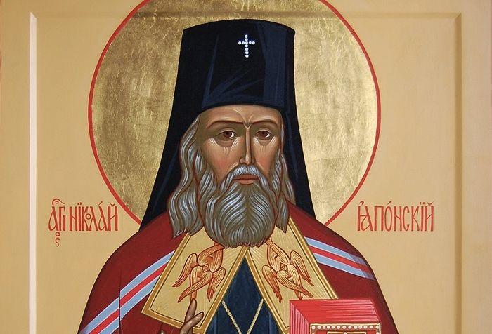 Священный Синод утвердил акафист святителю Николаю Японскому, а также ряд тропарей и кондаков