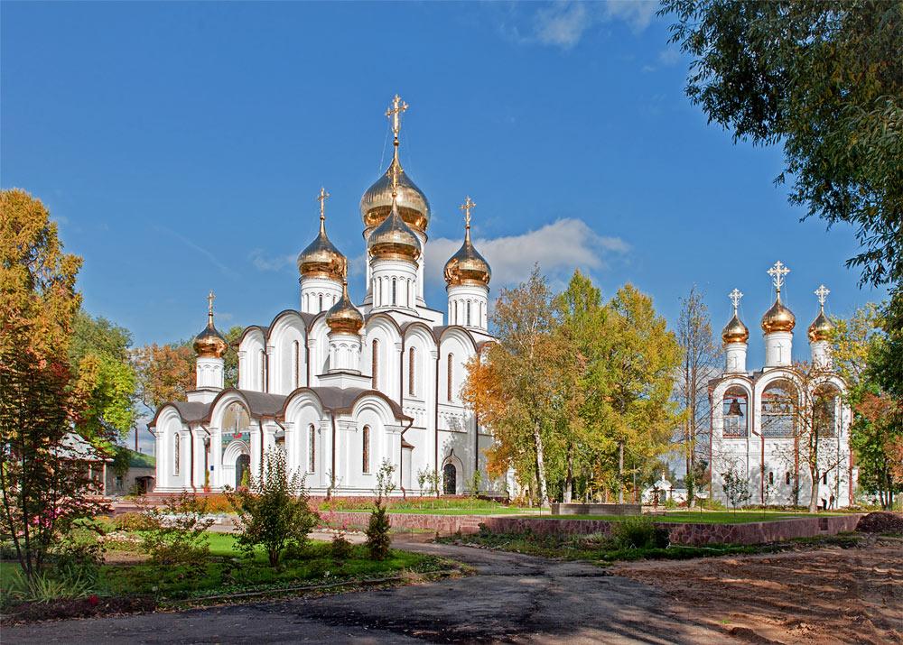 Свято-Никольский женский монастырь (1350г),