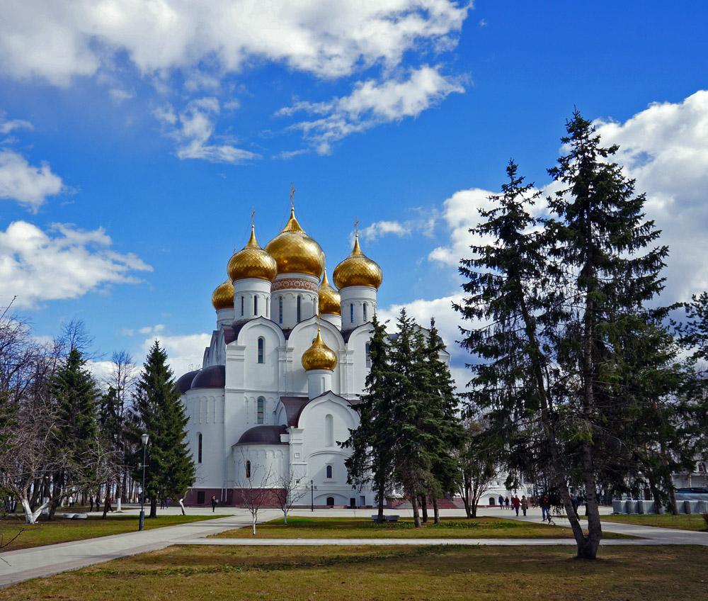 Успенский кафедральный собор(2010г)-
