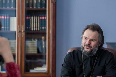 «Из студентов, которые потрепали мне нервы, получились отличные священники» - Архиепископ Верейский Амвросий