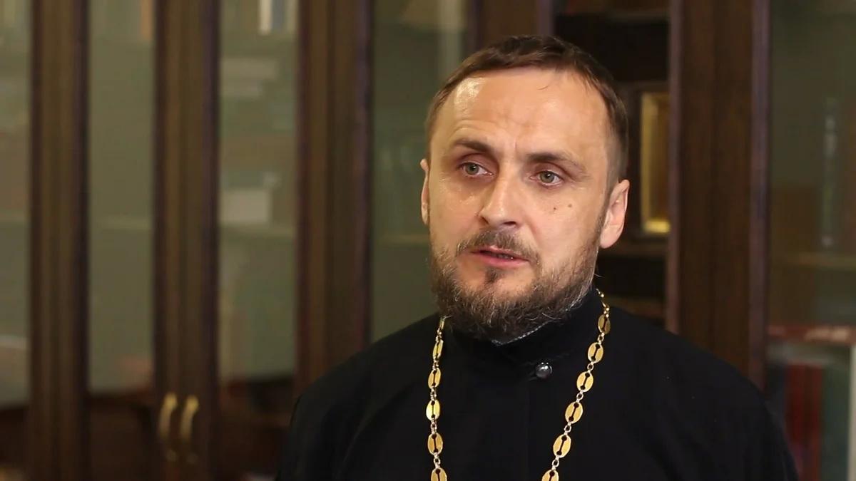Протоиерей Павел Сердюк: Мы должны создавать положительный образ брака как союза мужчины и женщины