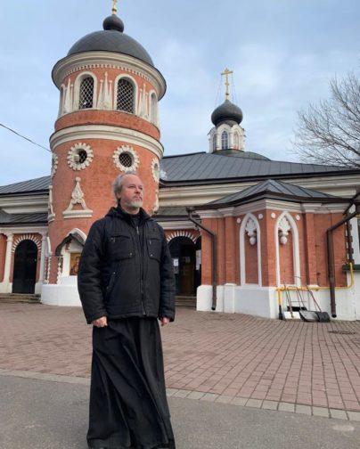 Священник Алексий Тимаков