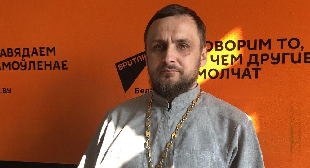 Протоиерей Павел Сердюк делится воспоминаниями о владыке Филарете