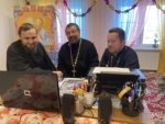 Онлайн-семинар «Предвенчальная катехизация в церковно-пастырском служении» прошел в Островце