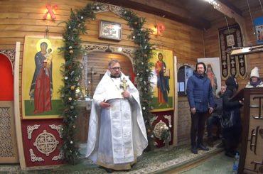 В чем сила крещенской воды? Проповедь отца Сергия Тимошенкова