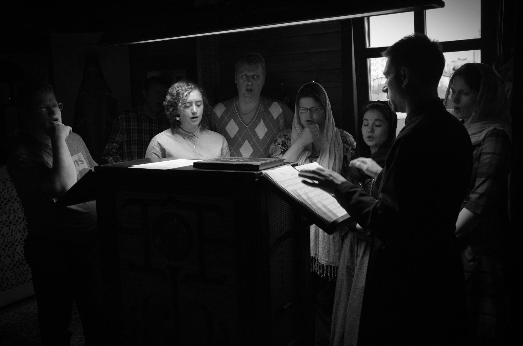 О чем поет хор на Великом покаянном каноне преподобного Андрея Критского
