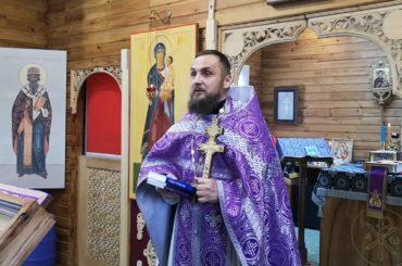 Слово о. Павла в неделю Торжества Православия