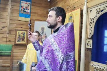О Кресте Господнем... Детская проповедь отца Алексея