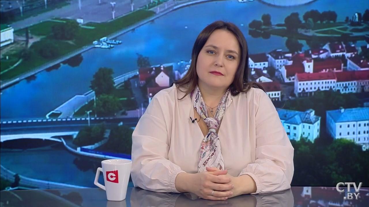 Матушка Вероника Сердюк в передаче «Большой город» (видео)