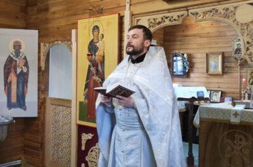 Вознесением Господним мы приближены к Богу неимоверно близко... Проповедь отца Алексея